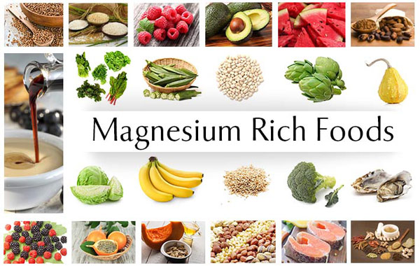 Which Of The Following Foods Are Good Sources Of Magnesium