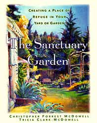 sanctuary garden book